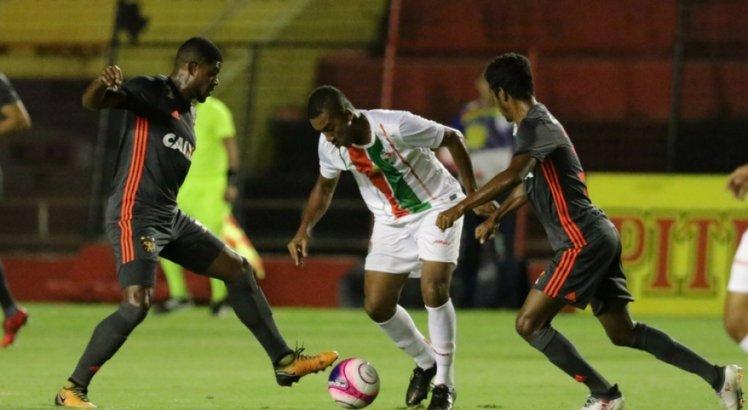 Sport derrota o Salgueiro por 3 a 0 na Ilha do Retiro