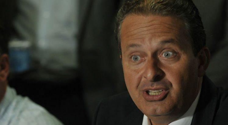 Eduardo Campos morreu em 2014 vítima de um acidente aéreo