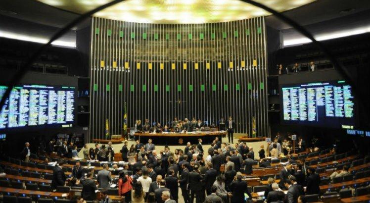 Sessão do Congresso Nacional para a análise de vetos presidenciais