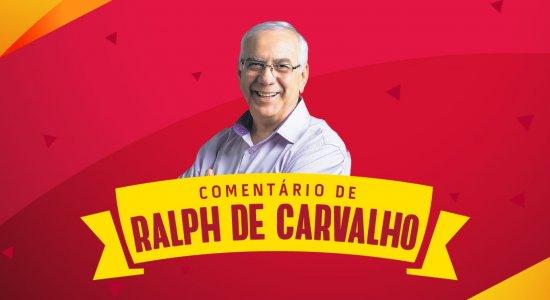 Comentarário de Ralph de Carvalho