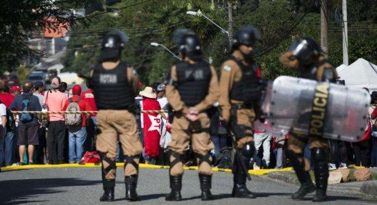 Apoio a Lula: Militantes decidem sobre acampamento em Curitiba