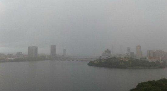 APAC emite alerta de chuva para o Estado