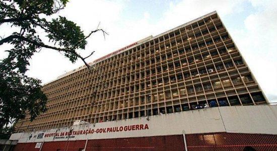 Menina morre com suspeita de envenenamento no Hospital da Restauração