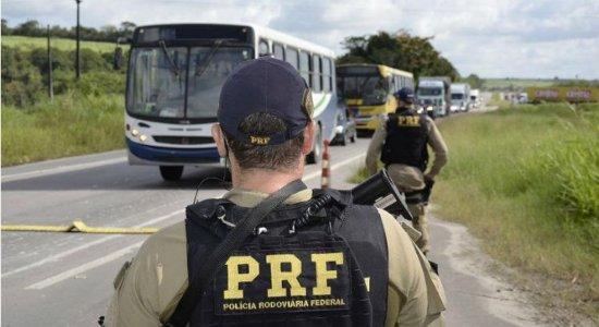 PRF reforça segurança nas estradas para o Festival Viva Dominguinhos