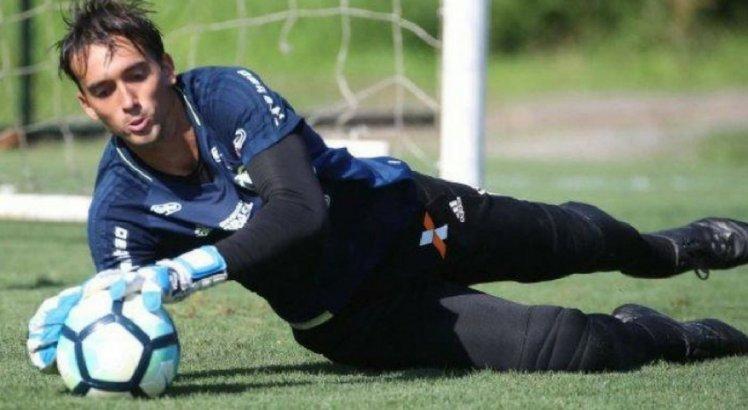 César atuou em quatro partidas em 2018