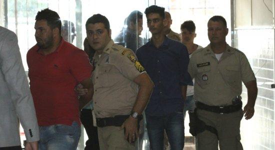 Justiça estipula fiança para grupo preso ao tentar invadir Cotel
