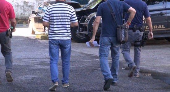 Ex-superintendente da Polícia Rodoviária Federal é preso por peculato