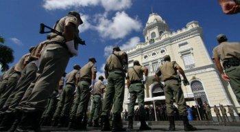 O Ministério Público pontou que o baixo número de policiais militares gera dificuldades para o funcionamento de todo o sistema de segurança pública e Justiça na região
