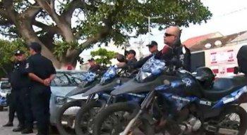 Esse é o terceiro município a usar guarda municipal armada