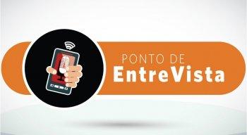 Logo do programa Ponto de EntreVista