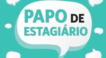Logo do programa Papo de Estagiário