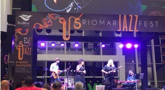 Shopping Riomar recebe a 5ª edição do festival de jazz