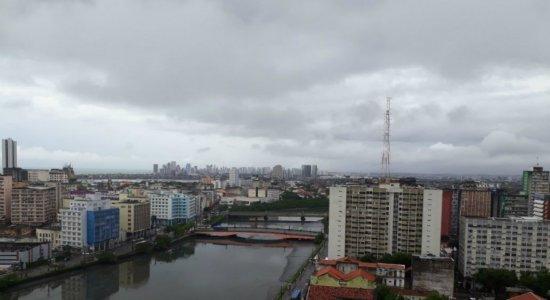 Apac emite alerta de chuva para Agreste, Zona da Mata e Grande Recife