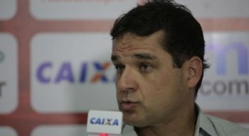 O nome de Gilmar Dal Pozzo e segundo o clube, as negociações estão em andamento