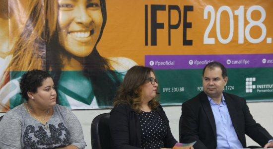 IFPE: Vestibular para o 2º semestre 2018 oferecerá mais de 2 mil vagas