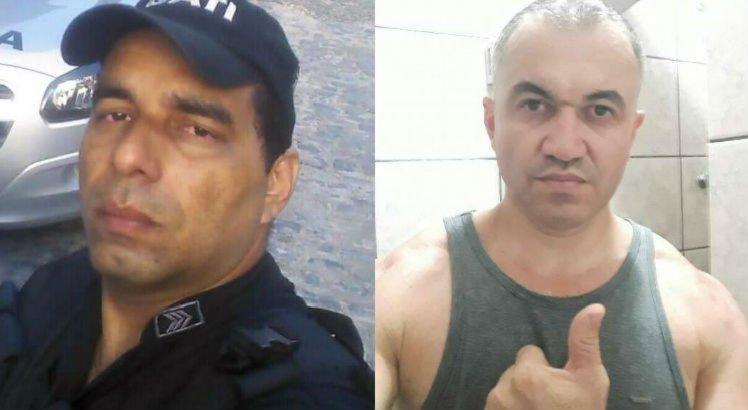 Policiais mortos atropelados pelo metrô