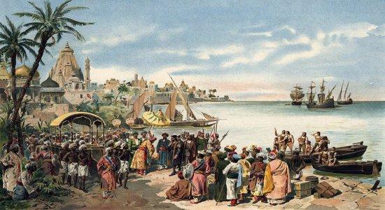 Tudo é História: A conquista de Vasco da Gama sobre novo caminho para as Índias