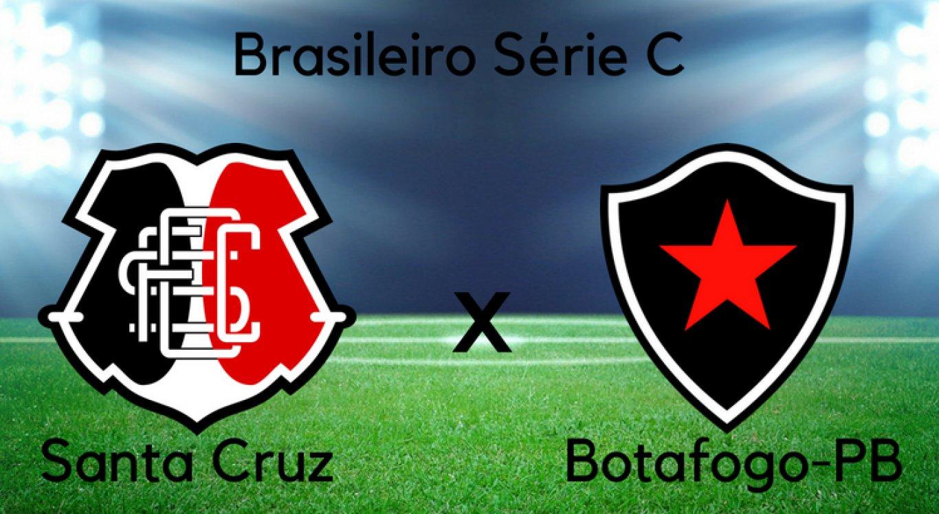 Santa Cruz x Botafogo-PB