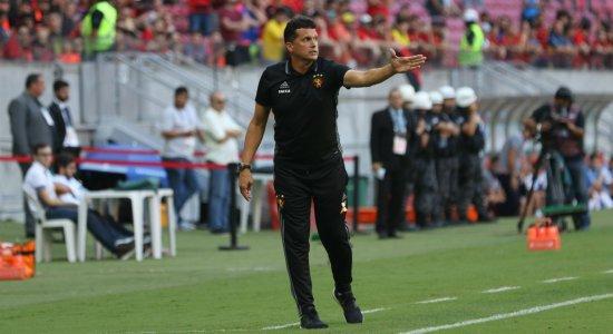 Visando o Palmeiras, Sport inicia a semana com dúvida entre titulares