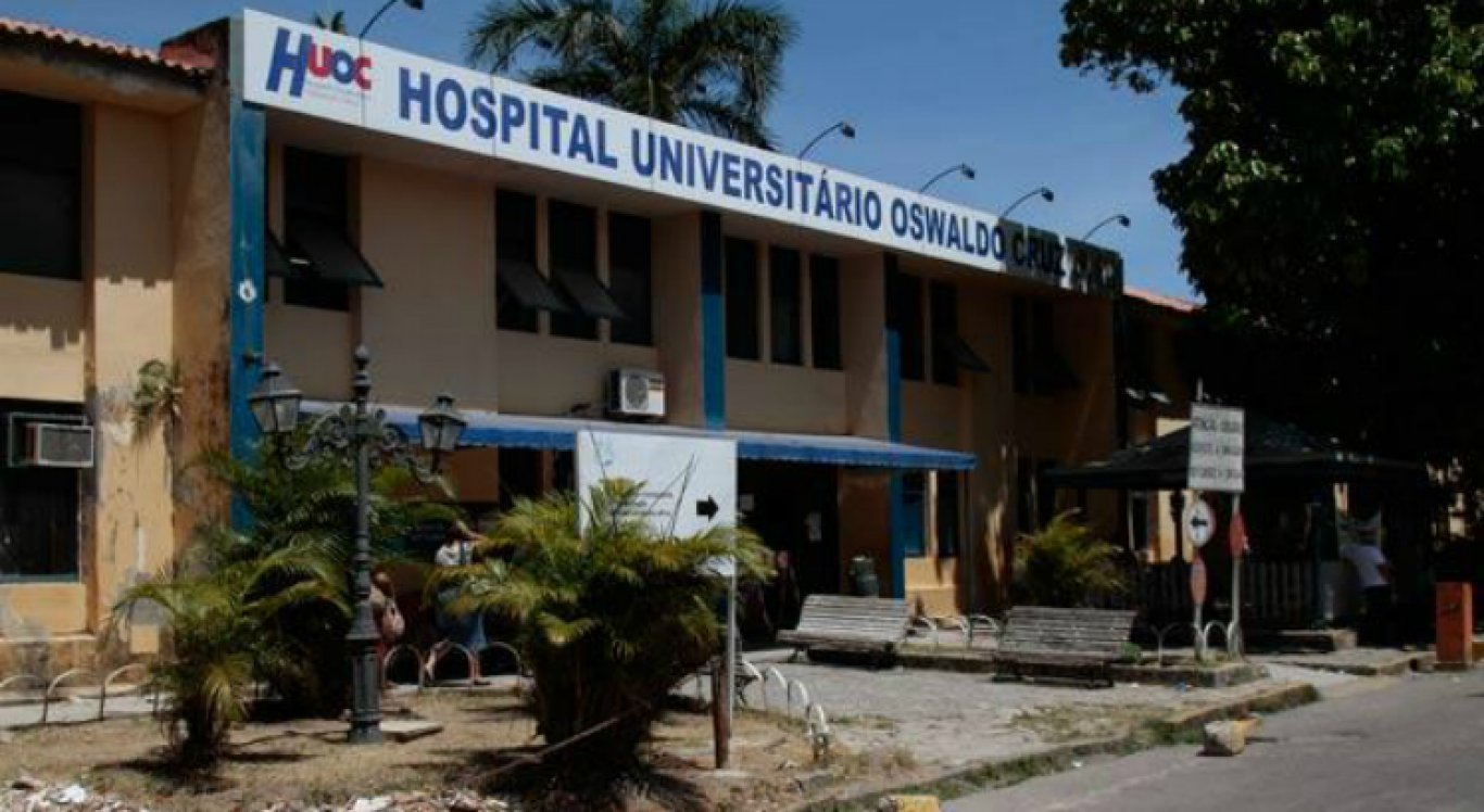 Hospital Oswaldo Cruz confirmou a suspensão das cirurgias por falta de derivados do sangue