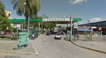Ceasa está localizado na Zona Oeste do Recife