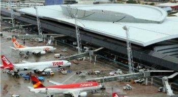 Aeroporto do Recife deve ter reabastecimento de combustível