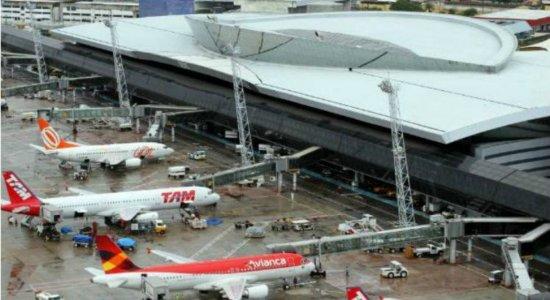 PF investiga briga de torcidas organizadas no Aeroporto do Recife