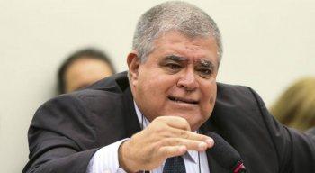 "Carlos Marun defendeu o presidente Michel Temer (MDB) e disse que o governo ""já fez o que podia fazer"""