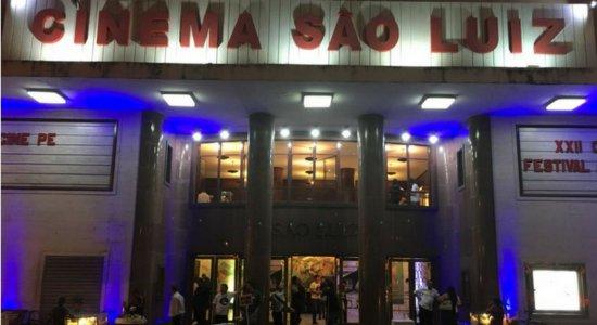 Cinema São Luiz recebe a 22ª edição do Cine PE