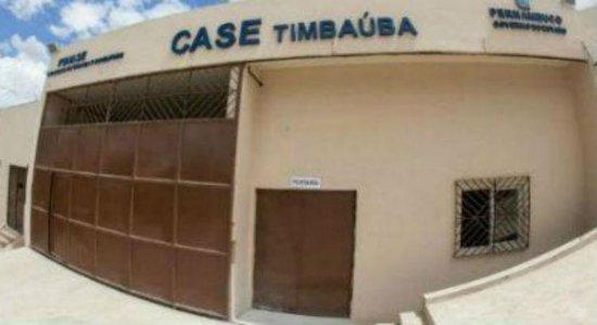 Doze adolescentes fogem durante confusão no Case de Timbaúba