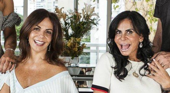 Sula Miranda critica participação em reality da irmã Gretchen
