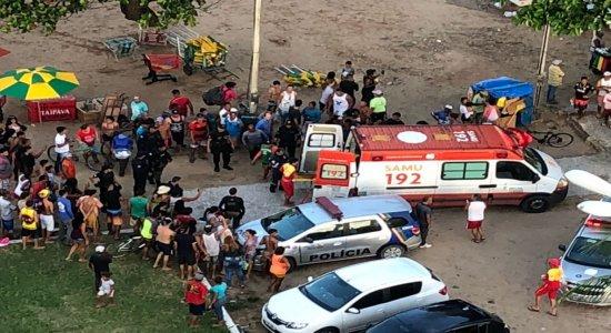 Jovem atacado por tubarão em Piedade morre no Hospital da Restauração