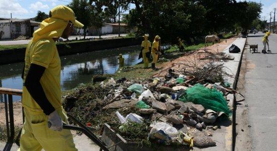 Canal do Arruda recebe limpeza no Dia Mundial do Meio Ambiente