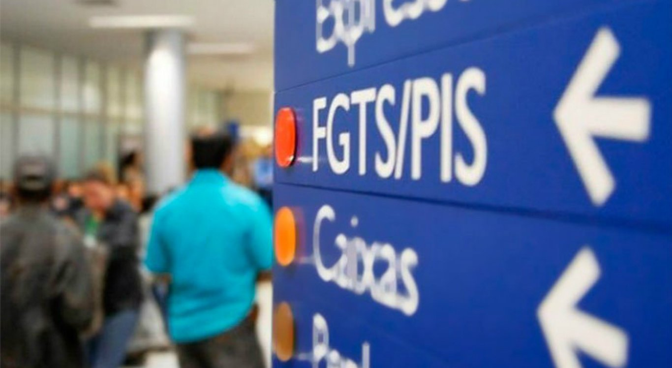 Governo federal libera saque do PIS/Pasep para contas de 1971 a 1988