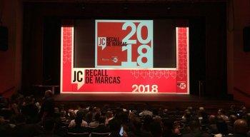 JC Recall foi realizado pela primeira vez no Teatro do Shopping Riomar