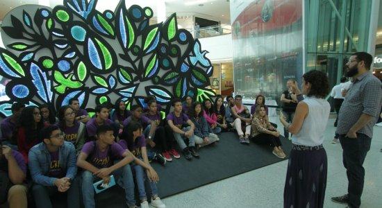 RioMar realiza ações em alusão à semana do meio ambiente