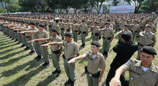 Edital do novo concurso da Polícia Militar de Pernambuco é divulgado