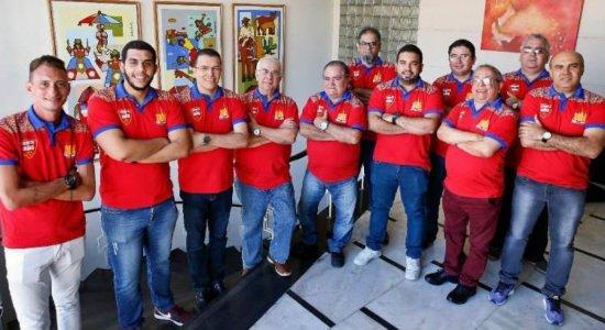 Neste sábado, Escrete de Ouro embarca para Rússia rumo à Copa do Mundo