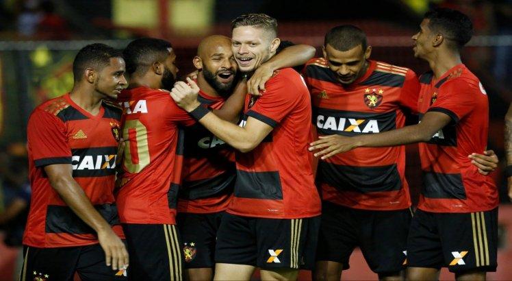 Leão está a cinco jogos sem perder no Campeonato Brasileiro