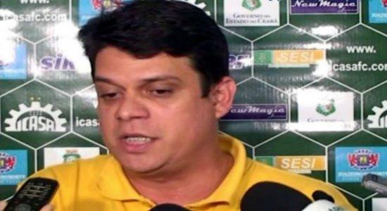 """""""2 contratações nas próximas horas"""", diz executivo de futebol do Santa"""