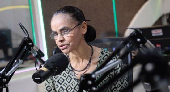 Bolsonaro acabou com a política ambiental do Brasil, diz Marina Silva
