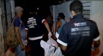 A ossada seguiu para o IML, no Recife