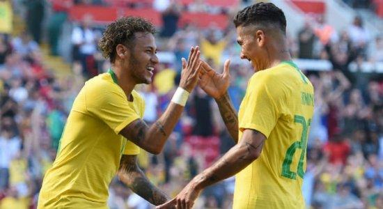 Primeiro jogo do Brasil na Copa: confira abre e fecha do domingo (17)