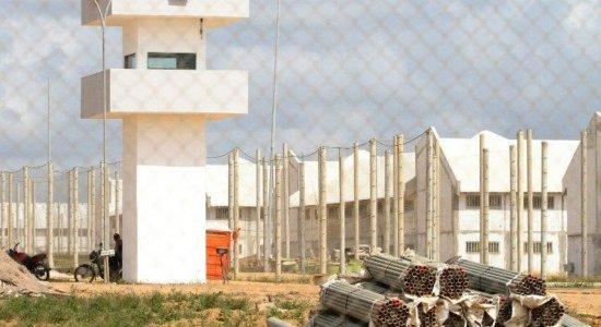 O presídio de Itaquitinga foi inaugurado em janeiro