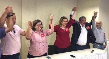 Apesar de incerteza sobre sua candidatura, Marília Arraes realizou evento de lançamento
