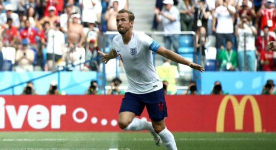 Inglaterra vence Panamá por 6X1. Ouça os gols na voz de Aroldo Costa