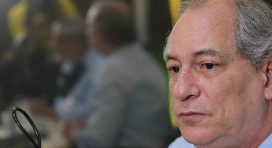 Ciro Gomes é pré-candidato a presidente pelo PDT