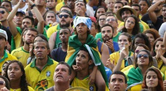 Jogo do Brasil: confira o que abre e fecha hoje no Grande Recife