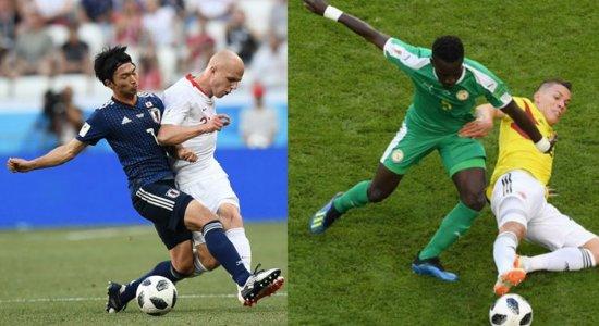 Do Grupo H, Japão e Colômbia estão classificadas para oitavas de final