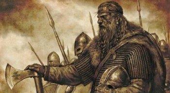 Os vikings conquistaram territórios durante a alta Idade Média
